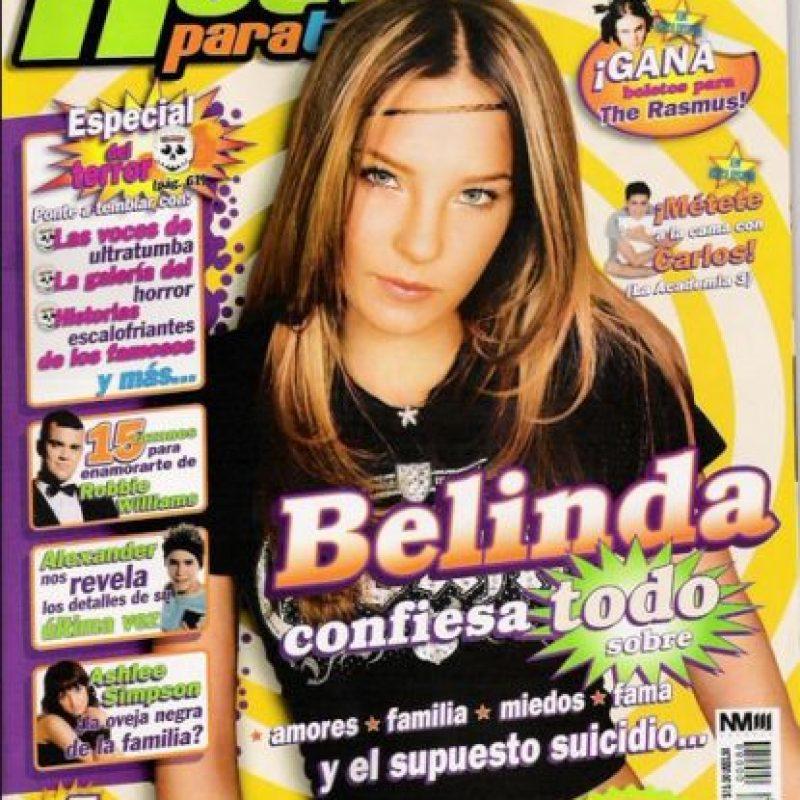 2004, Notas para Ti Foto:persoo.wenadoo.es