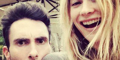 """Es esposa del vocalista de """"Maroon 5"""", Adam Levine Foto:Instagram"""