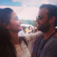 """Su esposo es el vocalista de """"Kings Of Leon"""", Caleb Followill Foto:Instagram"""