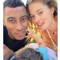 Está casada con el DJ Sunnery James Foto:Instagram
