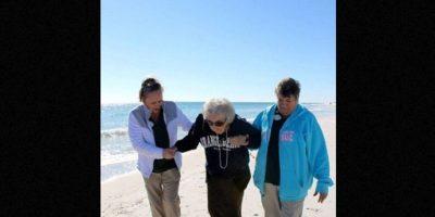 Nunca pudo hacerlo por sus obligaciones Foto:Perdido Beach Resort