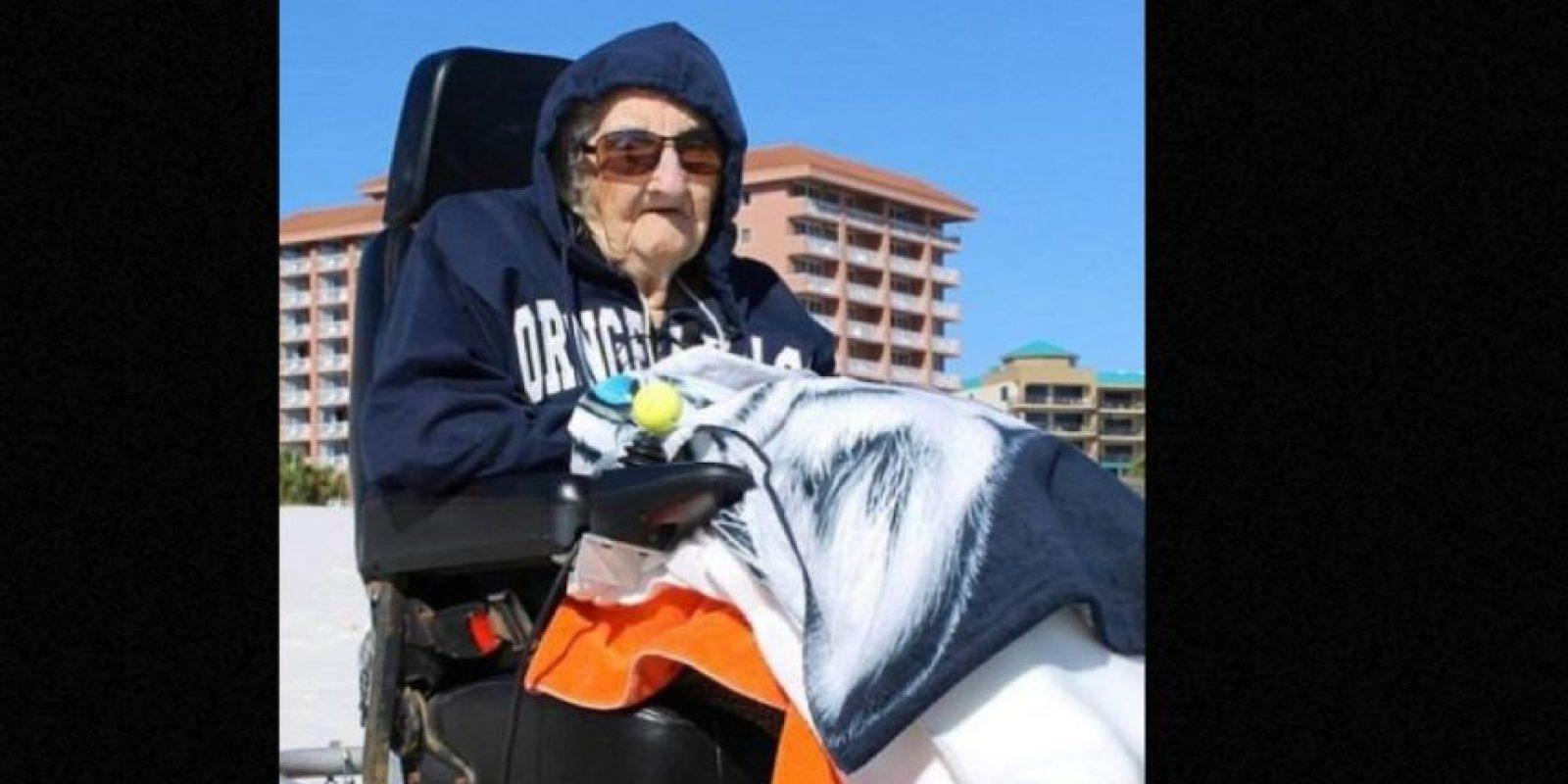 Ella nunca tuvo tiempo y dinero para hacerlo Foto:Perdido Beach Resort