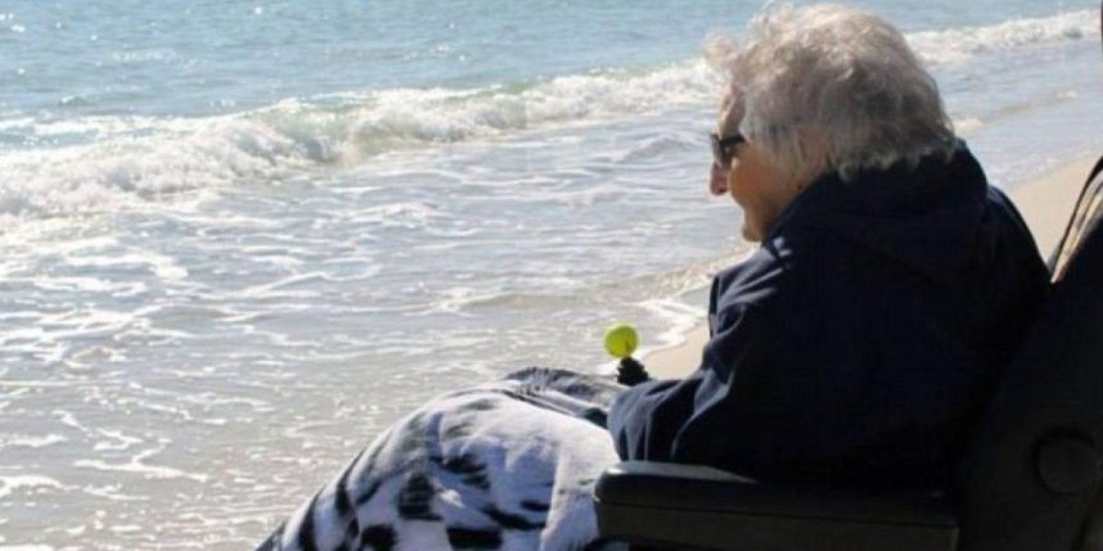 Gracias a su hogar de retiro pudo cumplir su sueño Foto:Perdido Beach Resort