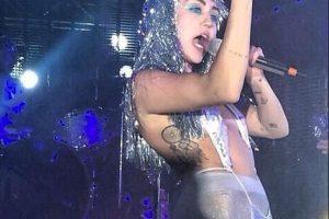 Su nombre real es Miley Ray Cyrus Foto:Instagram @mileycyrus