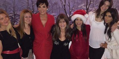 FOTOS: La fiesta pre navideña de las Kardashian