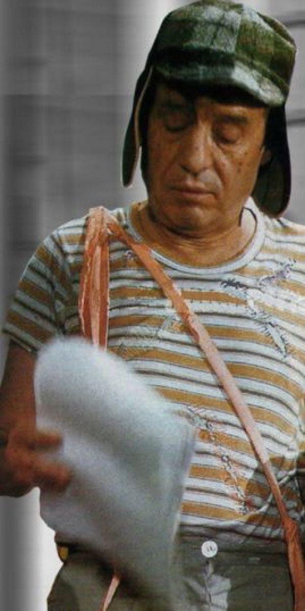 Roberto Gómez Bolaños Foto:Twitter @ChespiritoRGB
