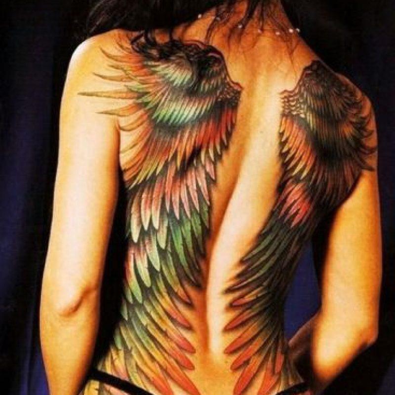 ¡Alas! Foto:Tattoo.com/lippo-tattoo