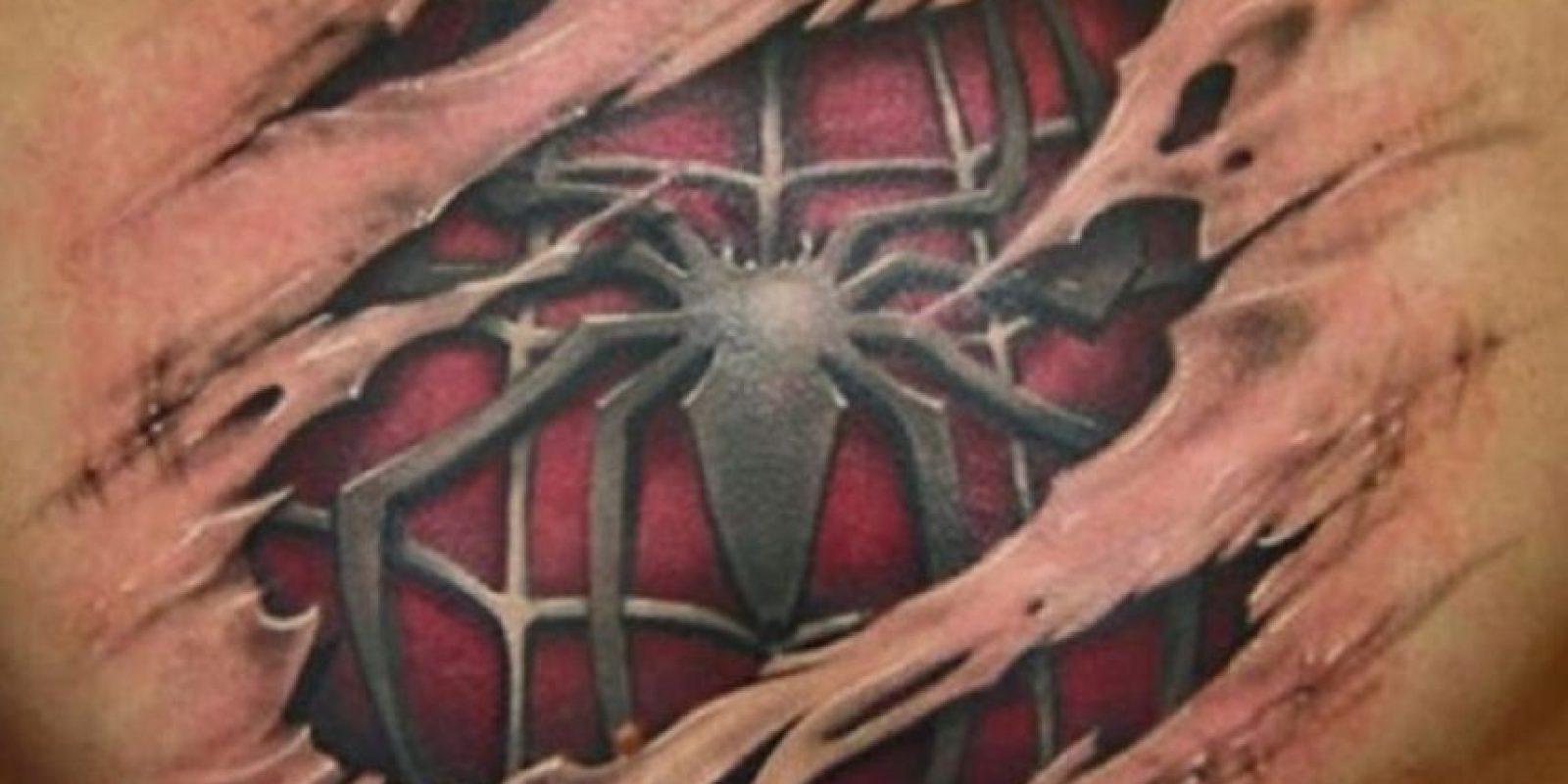 ¿Spiderman? Foto:Reddit