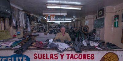 Víctor, de México Foto:Vladimir Antaki