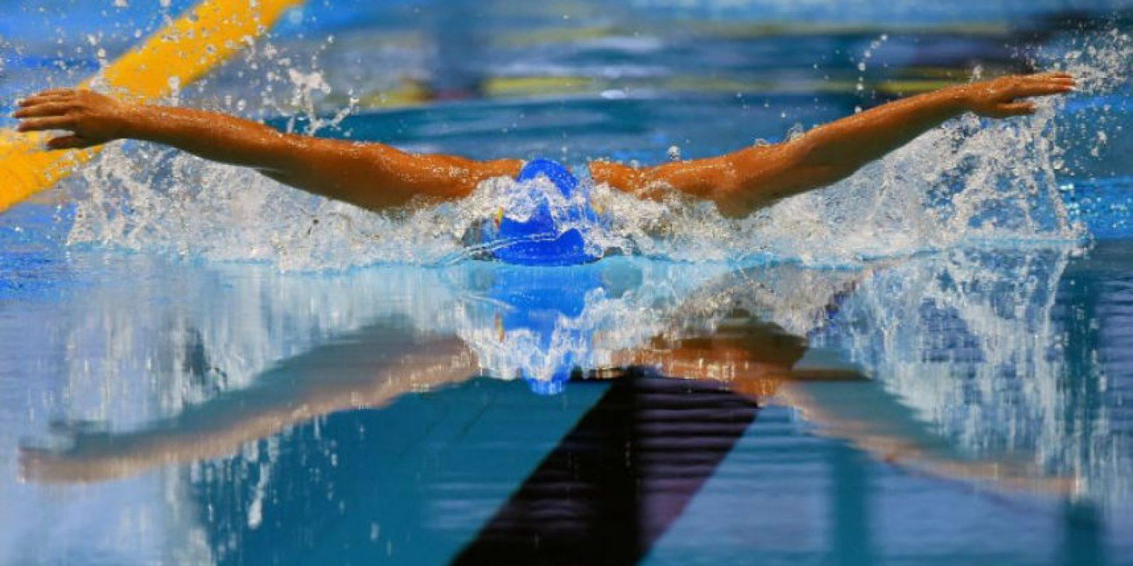 La nadadora española tuvo una actuación brillante en el Mundial en piscina corta. Foto:AFP