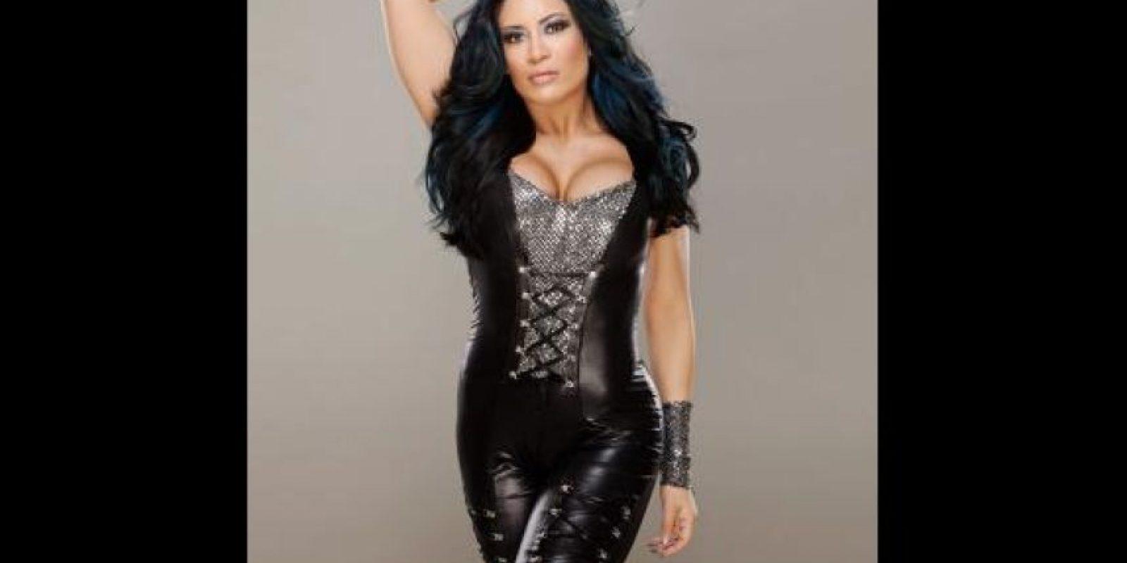 Melina: Ha participado en circuitos independientes y ha luchado en países de Centroamérica como Puerto Rico y Guatemala Foto:WWE