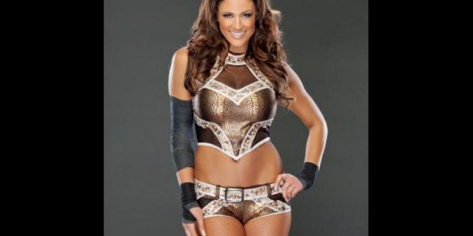 Eve Torres: Es instructora del programa de defensa personal para mujeres Gracie Women Empowered Foto: WWE