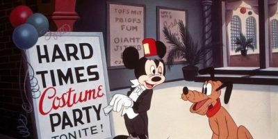 Mickey entre los 60's y 90s Foto:Facebook/Mickey Mouse