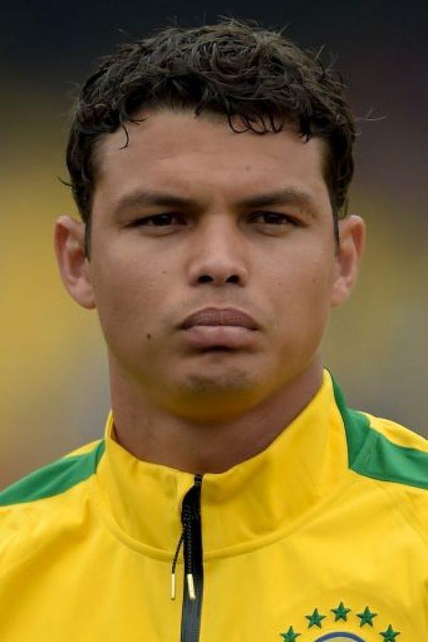 Thiago Silva – Brasil. Foto:Getty Images