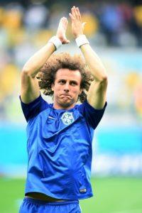 Luiz tiene 27 años y juega en el PSG de Francia. Foto:Getty Images