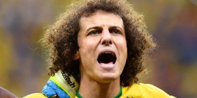 David Luiz – Brasil. Foto:Getty Images