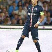 Silva tiene 30 años y juega en el PSG de Francia. Foto:Getty Images