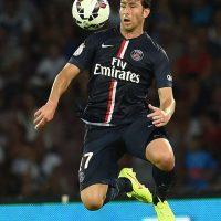 Maxwell tiene 33 años y juega en el PSG de Francia. Foto:Getty Images