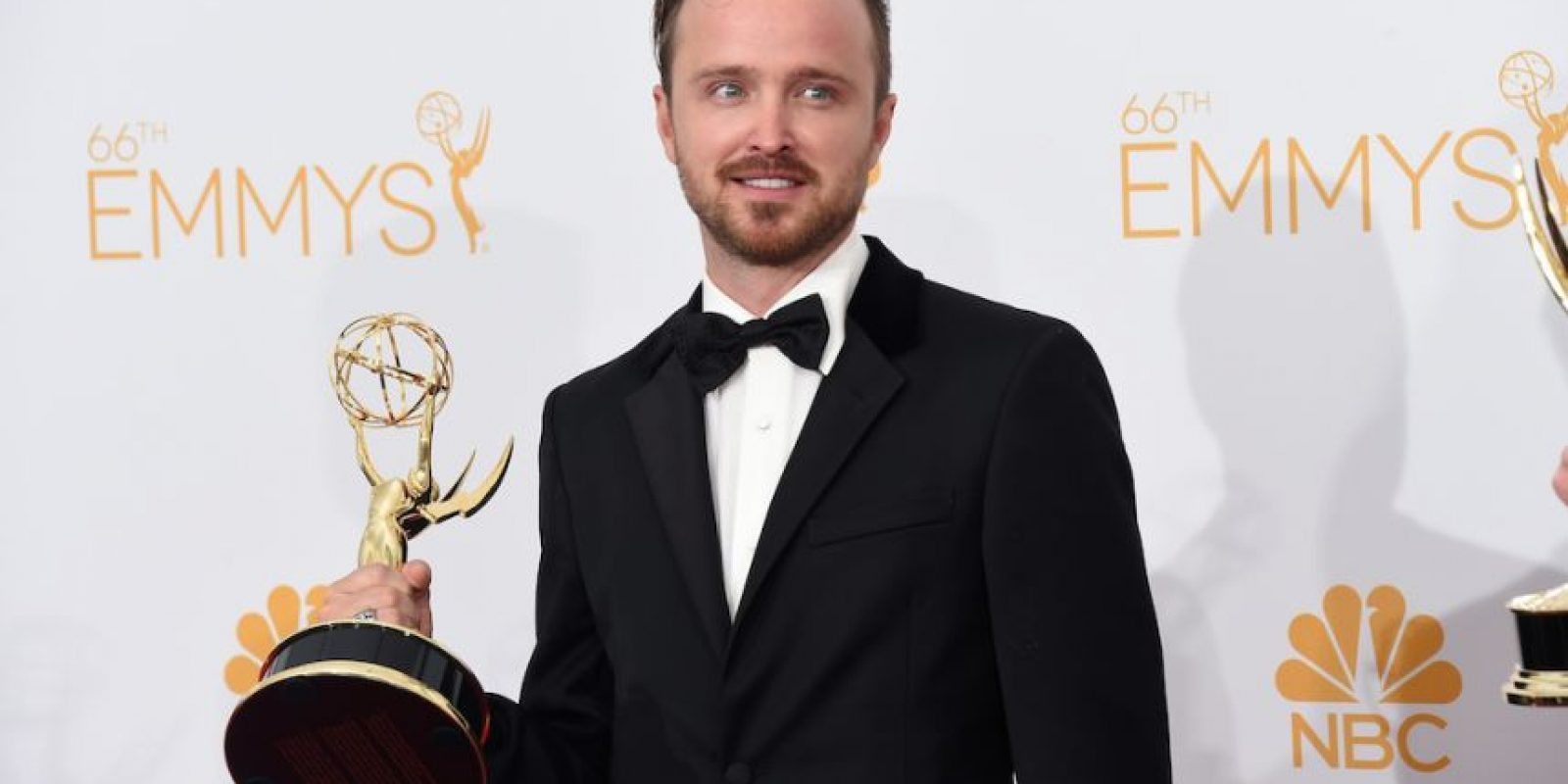 "Aaron Paul saltó a la fama por su personaje de ""Breaking Bad"". Foto: Getty Images"