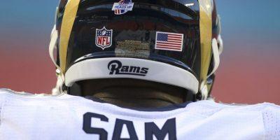 Sam fue el primer jugador de la NFL abiertamente gay Foto:Getty