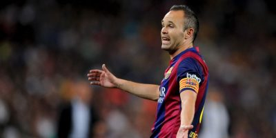 Andrés Iniesta Foto: Getty