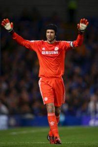 Čech tiene 32 años de edad y milita en el Chelsea de Inglaterra. Foto:Getty Images