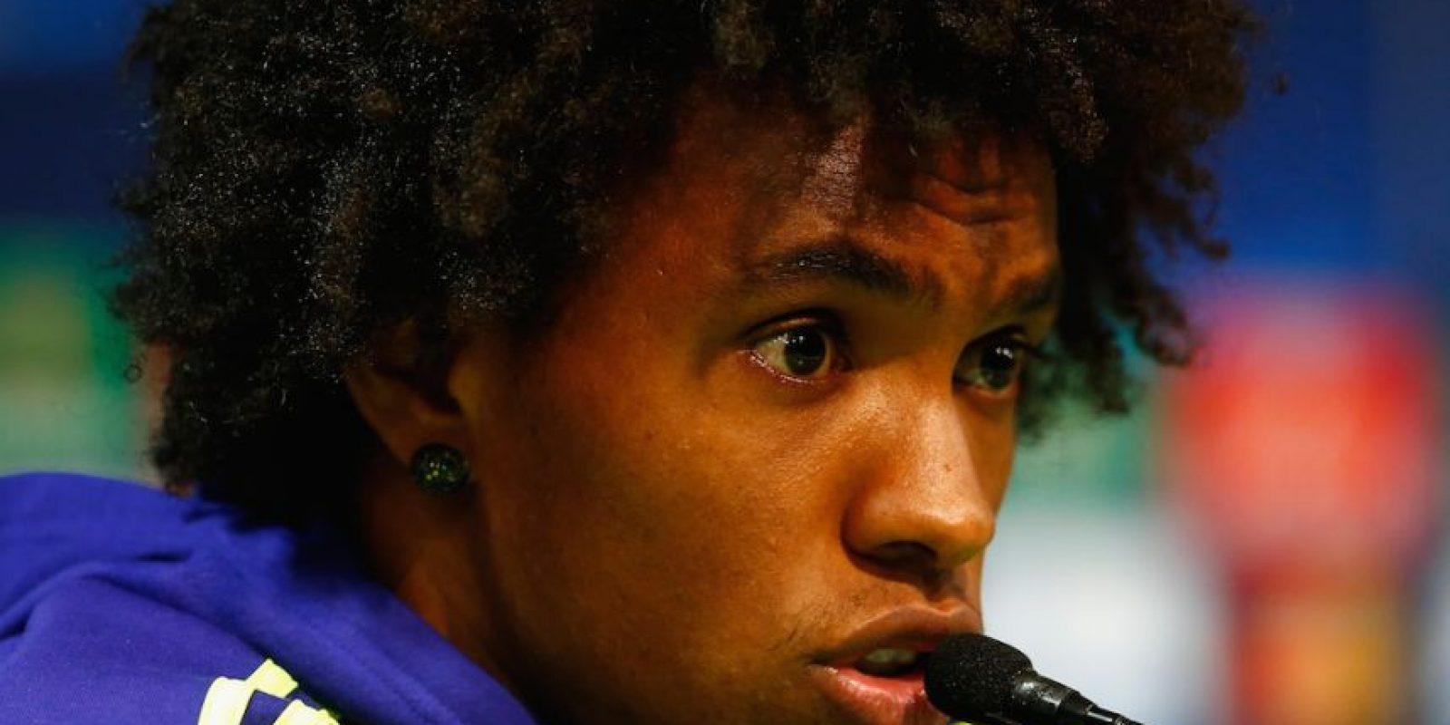 Willian Borges da Silva – Brasil. Foto:Getty Images