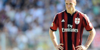 Torres es jugador del Milán. Foto:Getty Images
