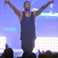 Su nombre completo es Usher Terrence Raymond IV Foto: Getty Images