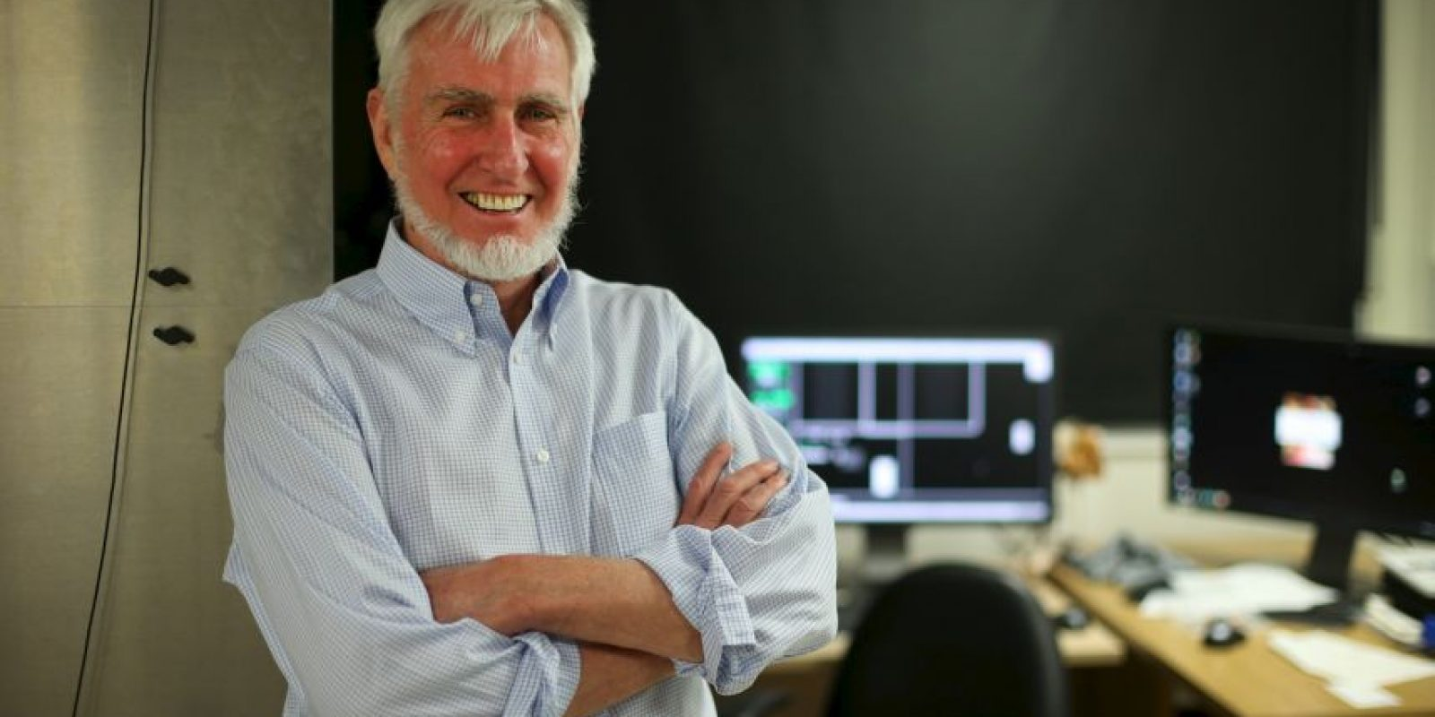Profesor John O'Keefe, Premio Nobel de Medicina 2014 Foto:Getty Images