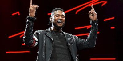 Usher ha vendido más de 45 millones de álbumes a lo largo de su carrera Foto:Getty Images