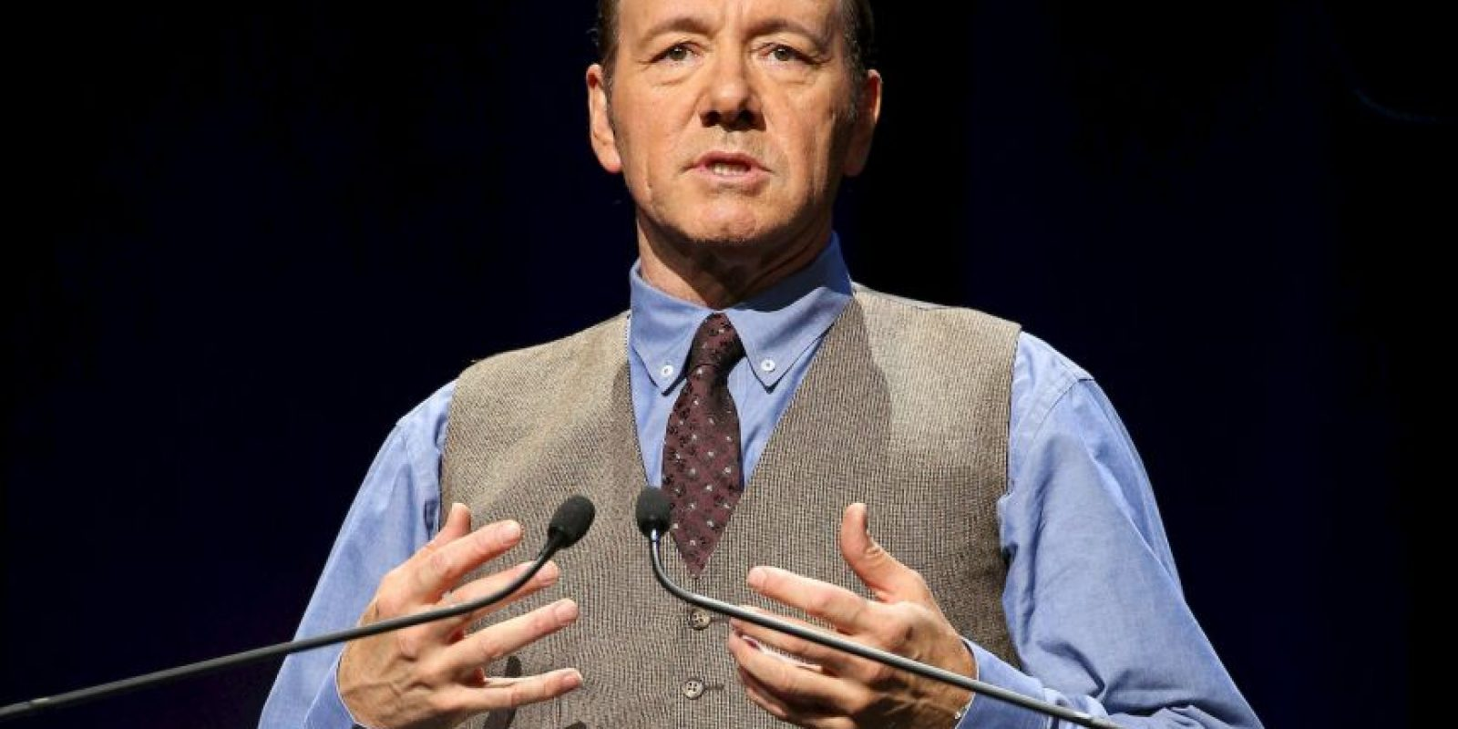 Kevin Spacey Foto: Getty Images