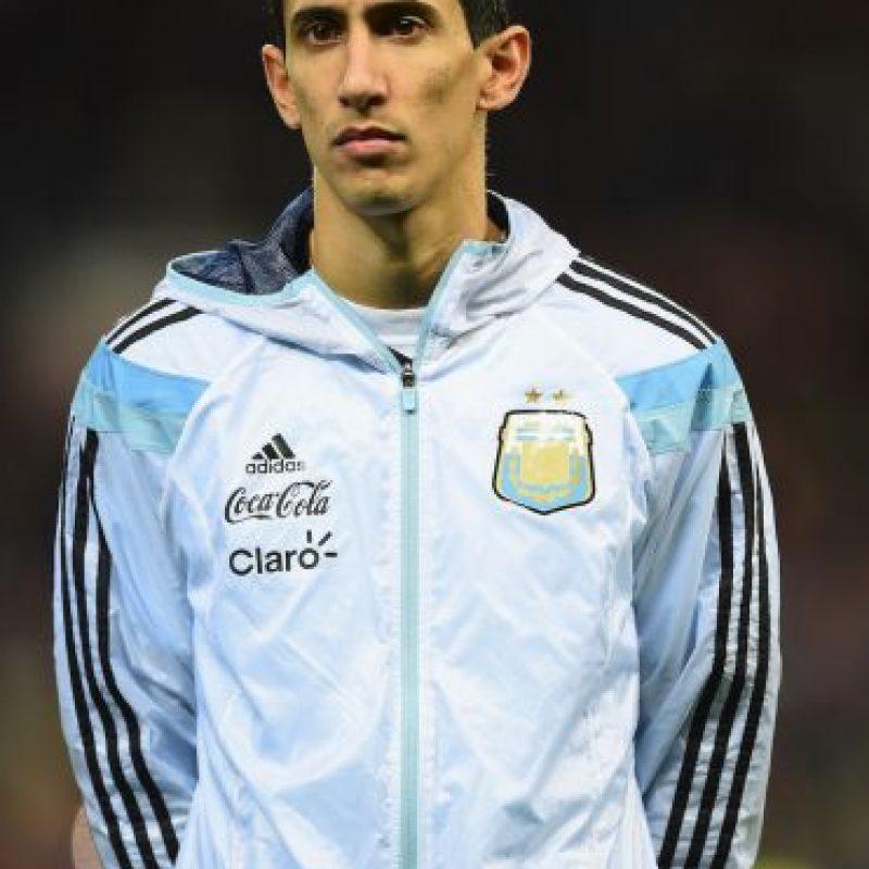 Ángel Di María – Argentina. Foto:Getty Images