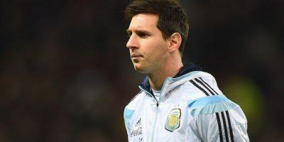 Leo es jugador del Barcelona. Foto:Getty Images