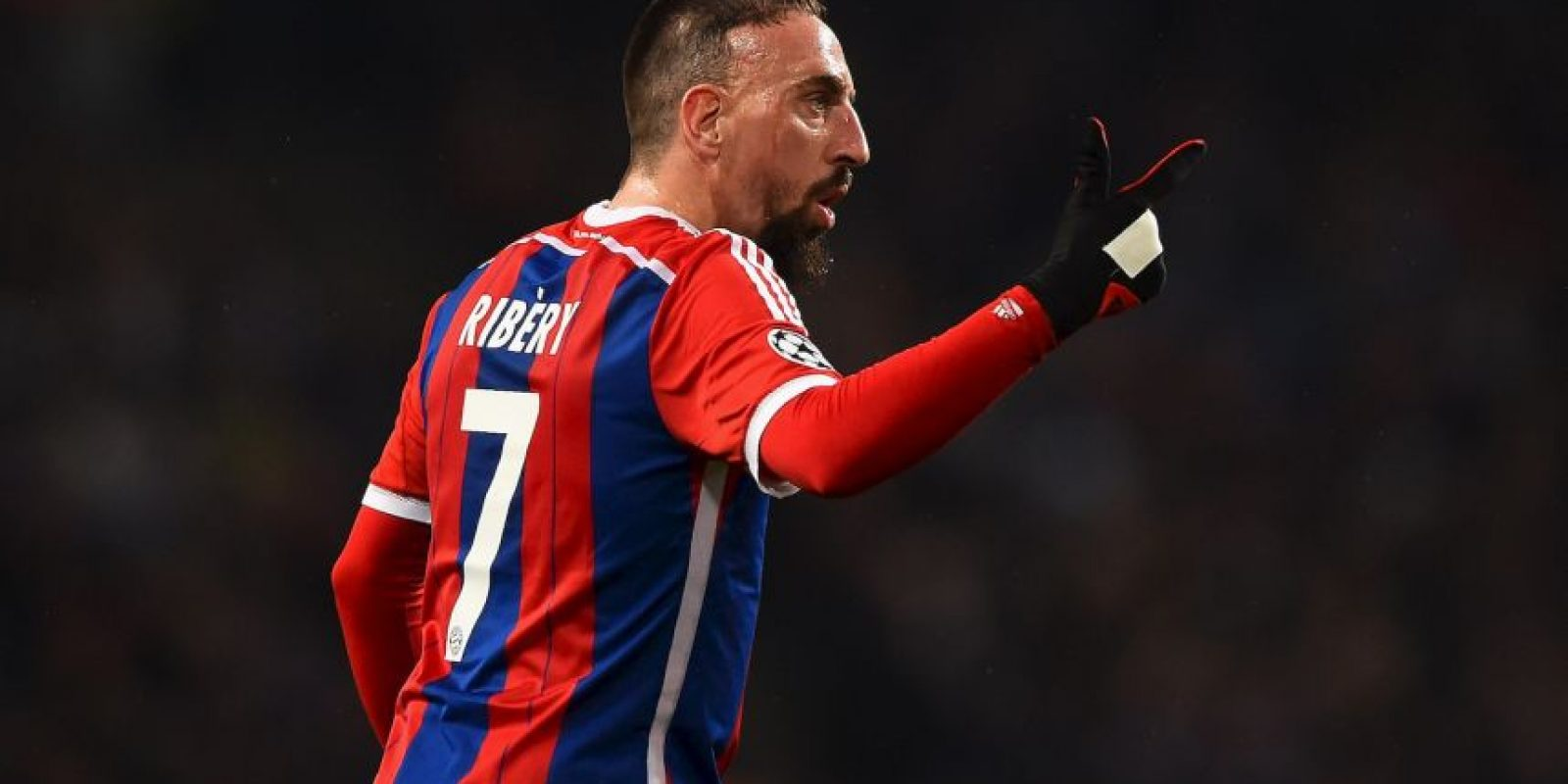 Frack Ribéry Foto: Getty