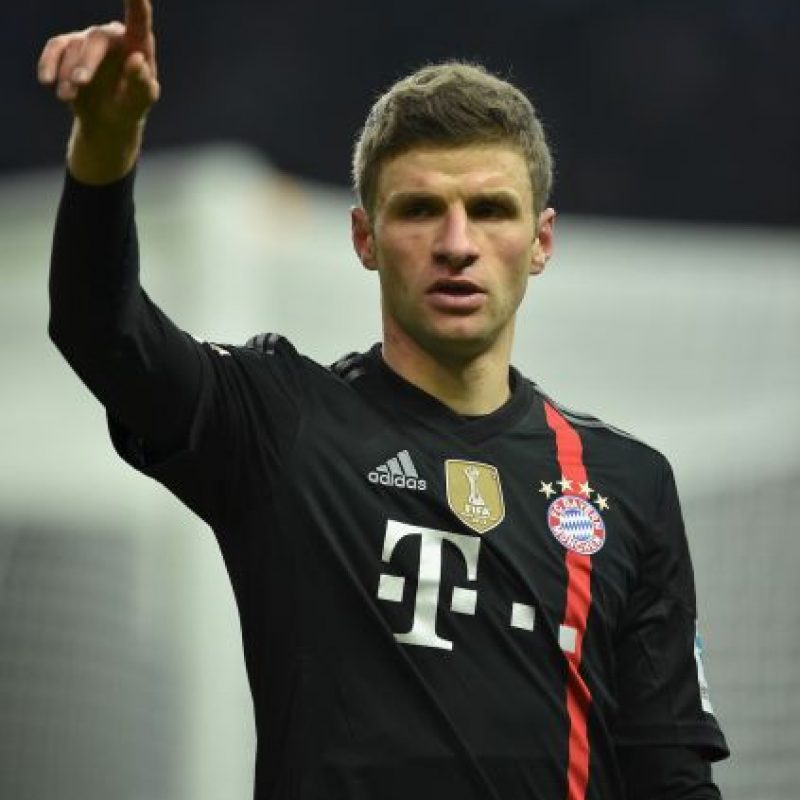 Thomas Müller Foto: Getty