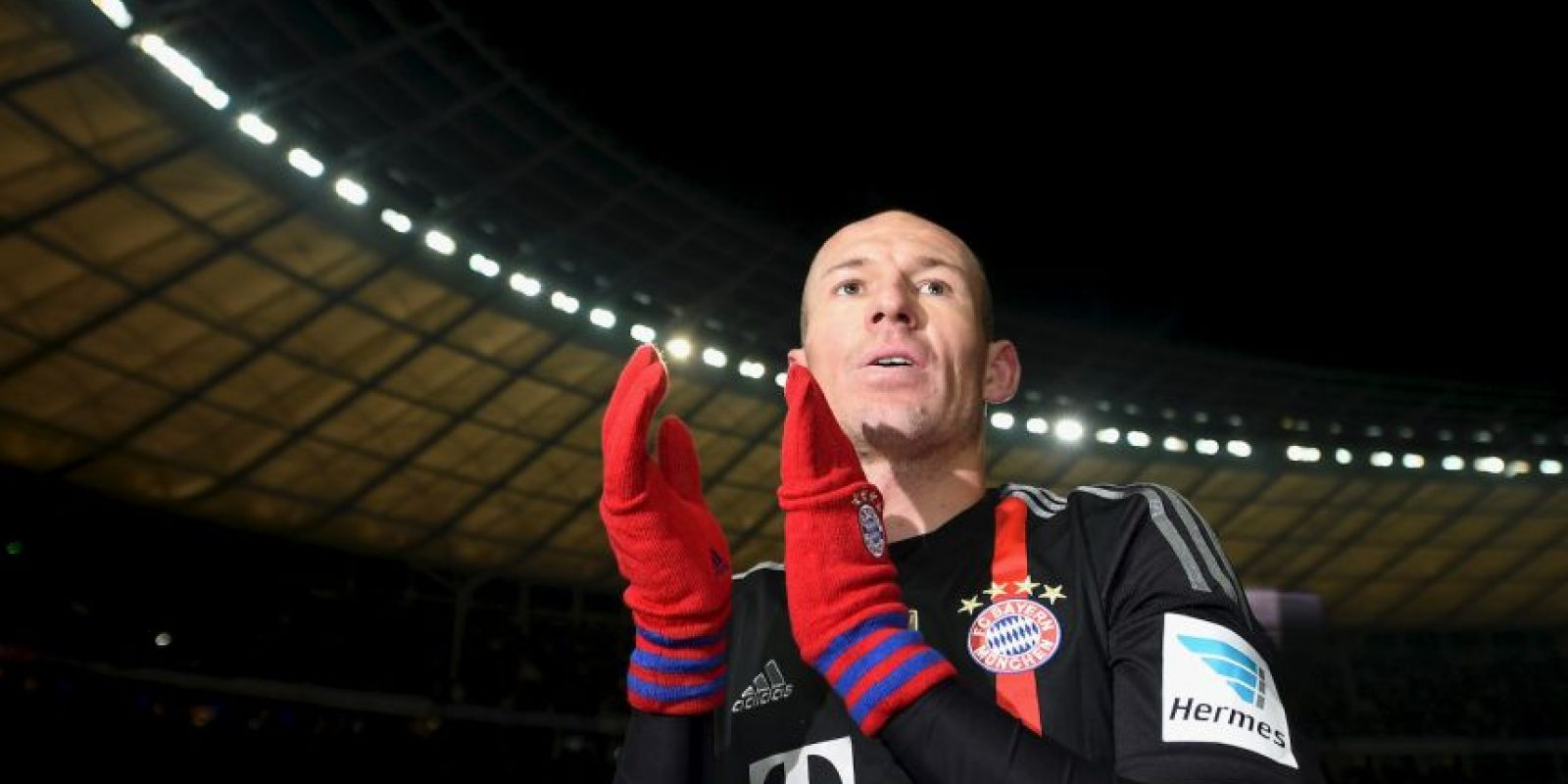 Arjen Robben Foto: Getty