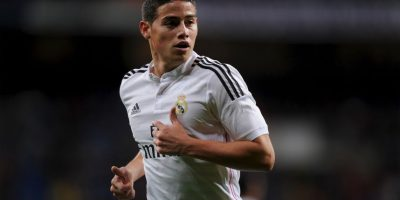 James Rodríguez Foto: Getty