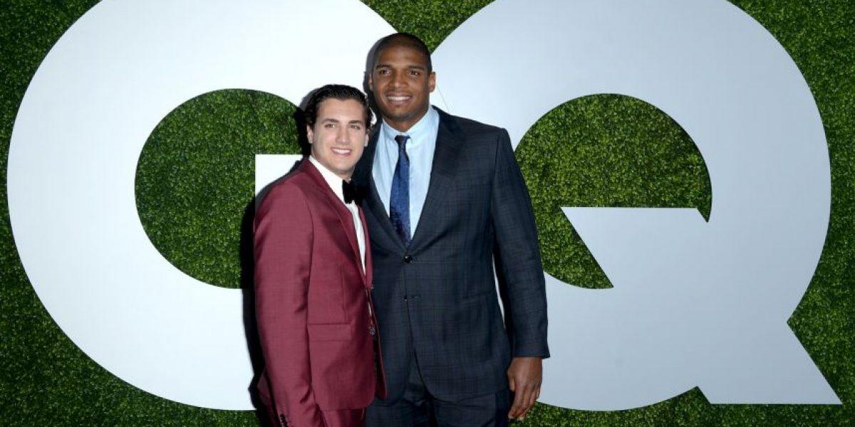 Jugador de futbol americano gay es nombrado el Hombre del Año