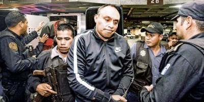 Byron Lima sigue sin pedir su redención