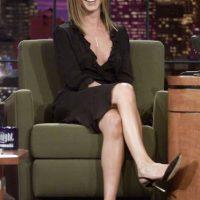 """""""Amo la comedia, me hace feliz entretener a la gente y hacerla reír"""", confesó Aniston Foto:Getty Images"""