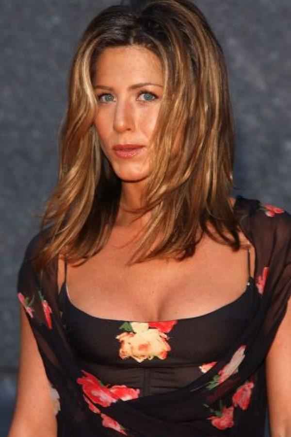 Aniston también confesó que la comedia es lo que más disfruta hacer Foto:Getty Images
