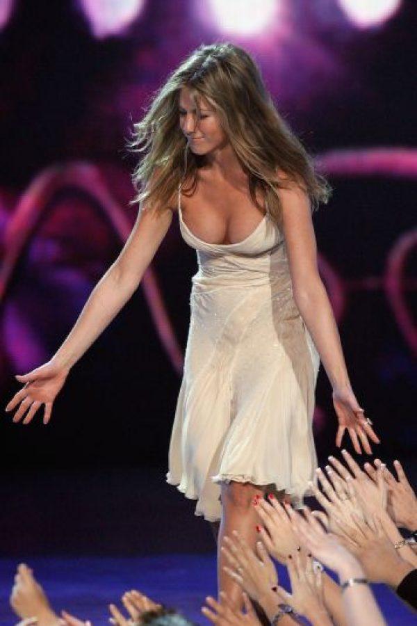 La actriz actualmente tiene 45 años. Foto:Getty Images