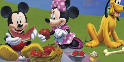 En 2004, los personajes fueron animados a computadora. Foto:Facebook/Mickey Mouse