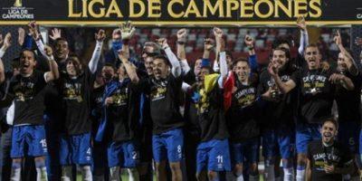 Cruz Azul (México), monarca de la Concachampions Foto:Twitter: @Cruz_Azul_FC