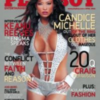 Candice Michelle Foto: Playboy