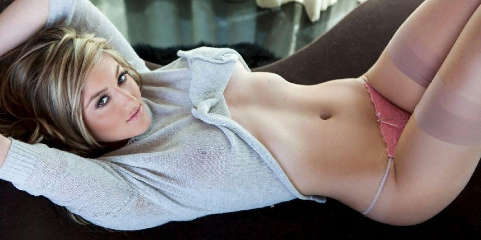 La velocista estadounidense fue la portada de la edición de octubre de 2012. Foto:Playboy