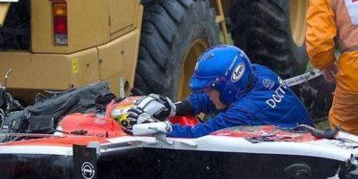 Video: La FIA culpa a Jules Bianchi de su accidente en Suzuka