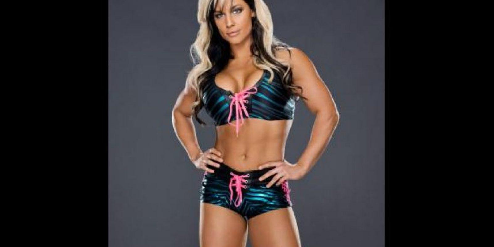 Lanzó su propia empresa de ropa fitness llamada Celestial Bodiez Foto:WWE