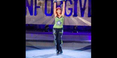 Es líder y vocalista de la banda de punk llamada The Luchagorets, que fundó junto a su ex pareja Shan Morton Foto:WWE